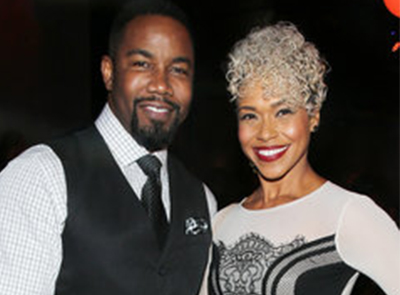 Newlyweds Michael Jai White and Gillian White On Loving Each Other Flaws and All