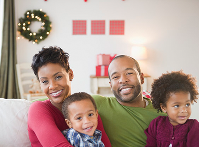 How To Nail This Year's Family Holiday Photo